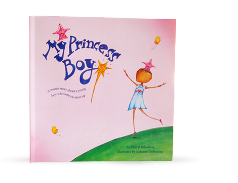 princess boy