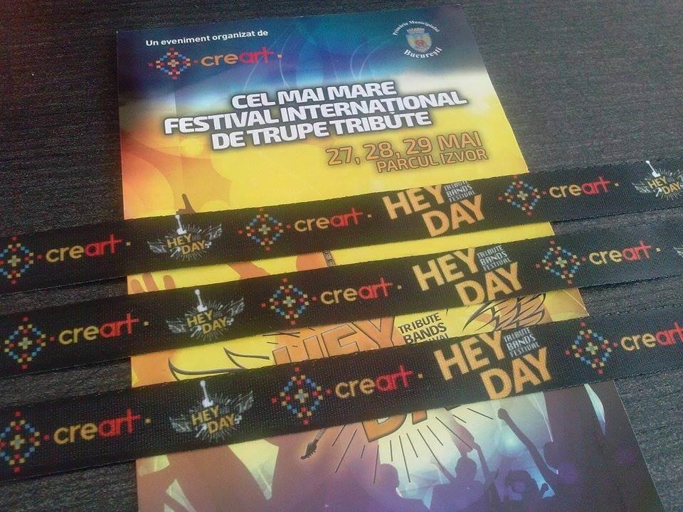 Hai cu mine la HeyDay Music Festival! Am 3 locuri disponibile pentru cititorii blogului meu