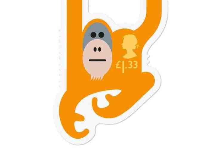Royal Mail's Animal Stamp