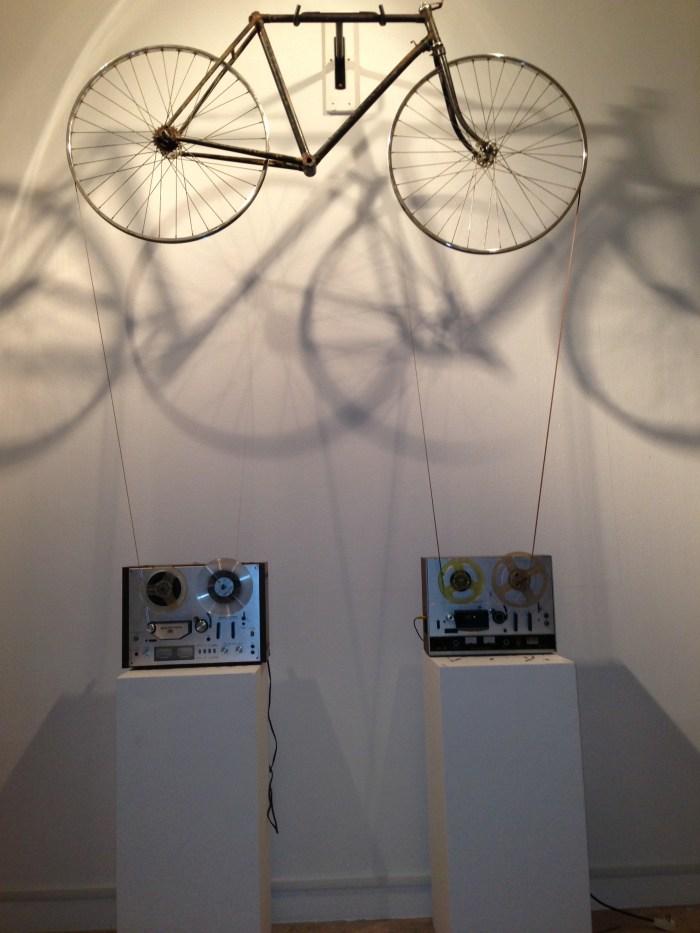 Reel to Wheel at Haifa Museum of Art