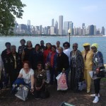 Atlas Senior Center Trip to Adler Planetarium 8/27/2015*