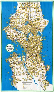 seattle awareness map from 1978