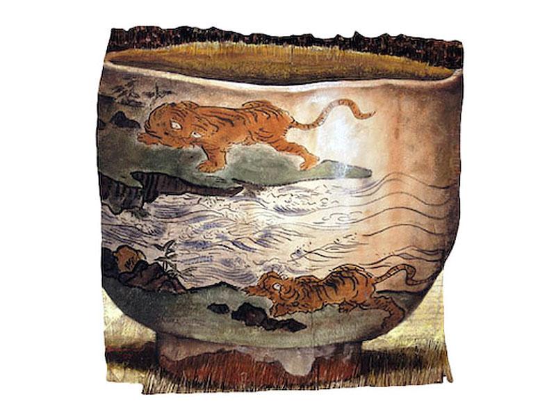 Tiger River, 2003.