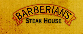 Barberians Steak House Logo