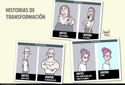 """historias-de-transformacion"" por Daniel Paz"