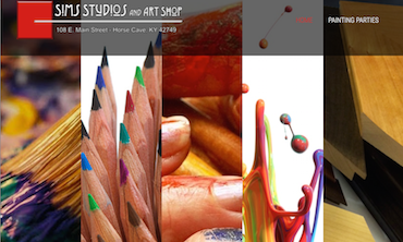 Sims Studios and Art Shop