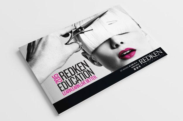 Redken Education Brochure 2015