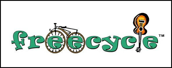 Freecycle or Freakcycle – How big can a beer glass be?