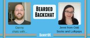 Bearded Backchat with Jenni from Odd Socks and Lollipops
