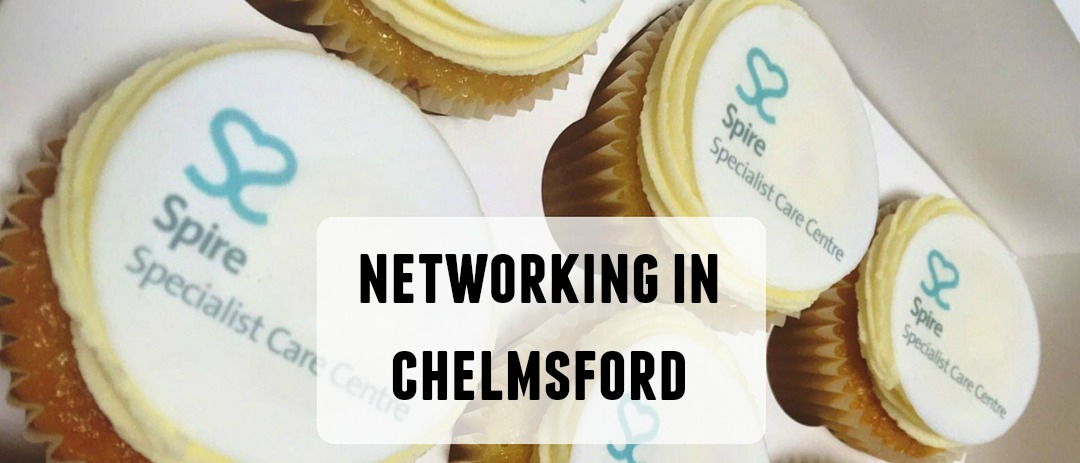 Networking in Chelmsford and why I suck at it