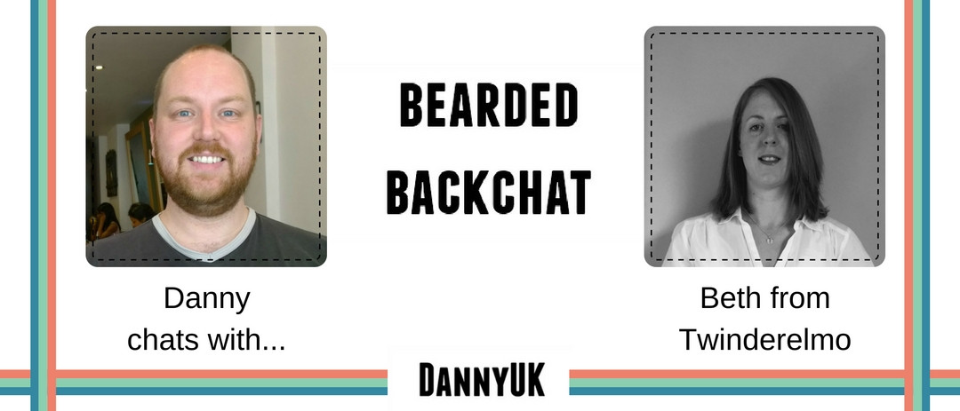 Bearded Backchat with Jess from Twinderelmo