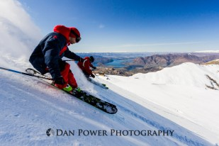 Pete Oswald @ Treble Cone - Editorial and Sport Photography