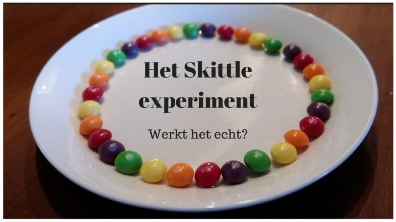het Skittle experiment