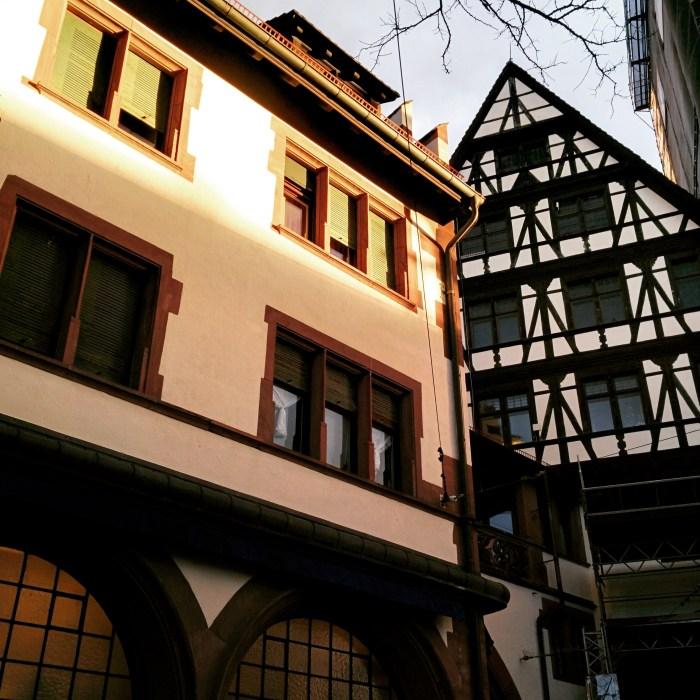 Freiburg sunset