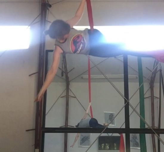 Lessons Learned from Aerial Dance