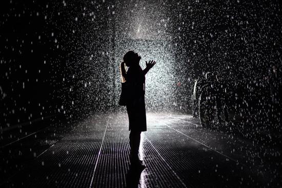 Girl-standing-in-rain-room