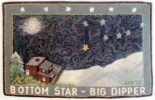 Stephanie-Allen-Krauss-Bottom-Star-Big-Dipper-Rug-1998