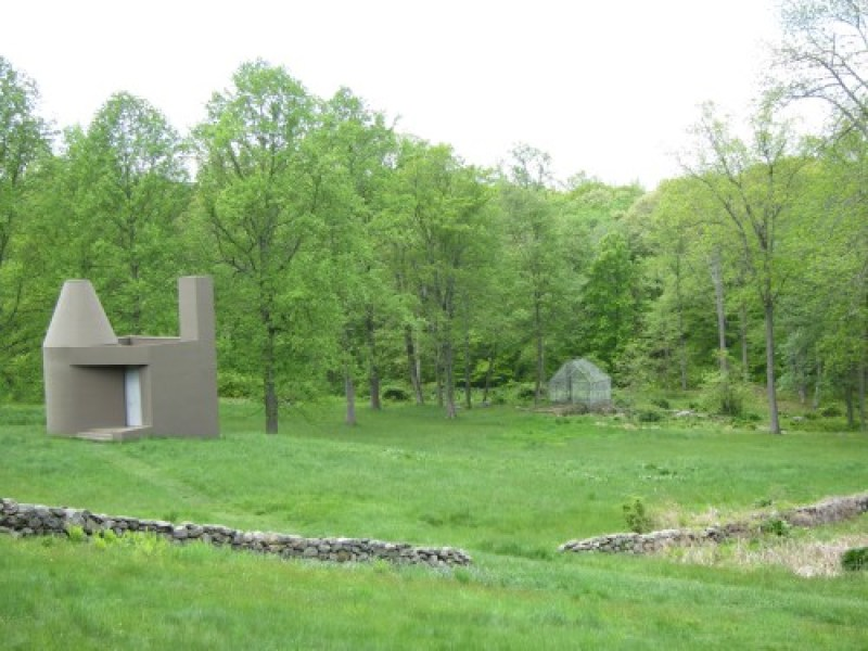 Glass-House-Library-Ghost-House-Philip-Johnson