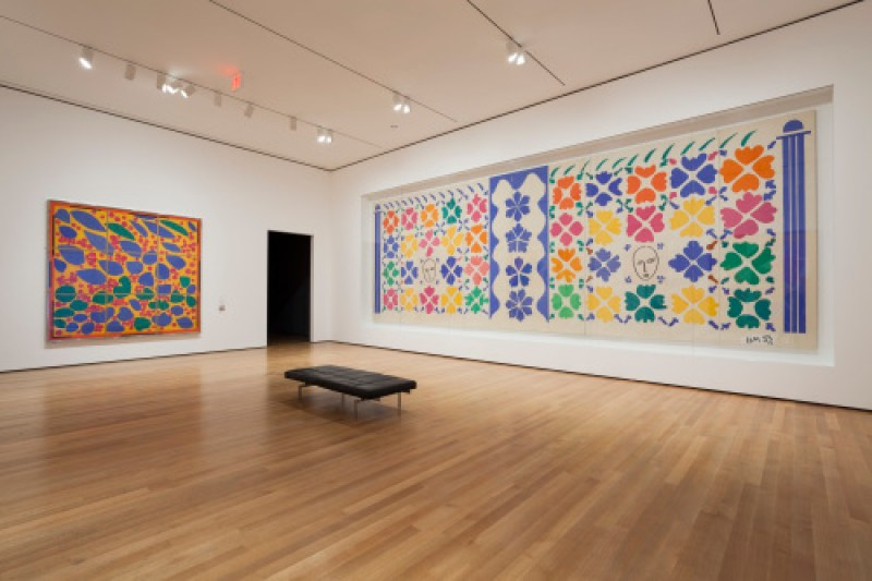 Matisse-Cut-Outs-Installation-View-MoMA-2014