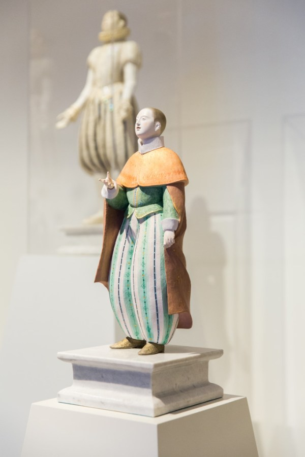 Kōgei -Standing-Figure-Shinkyo-Nakamura