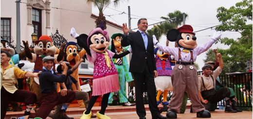 Disney California Adventure Turns 13