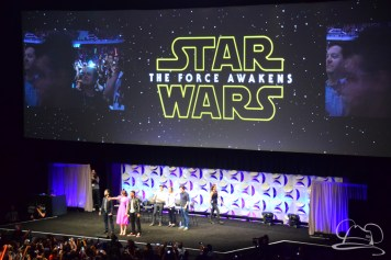 Star Wars The Force Awakens Panel Star Wars Celebration Anaheim-39