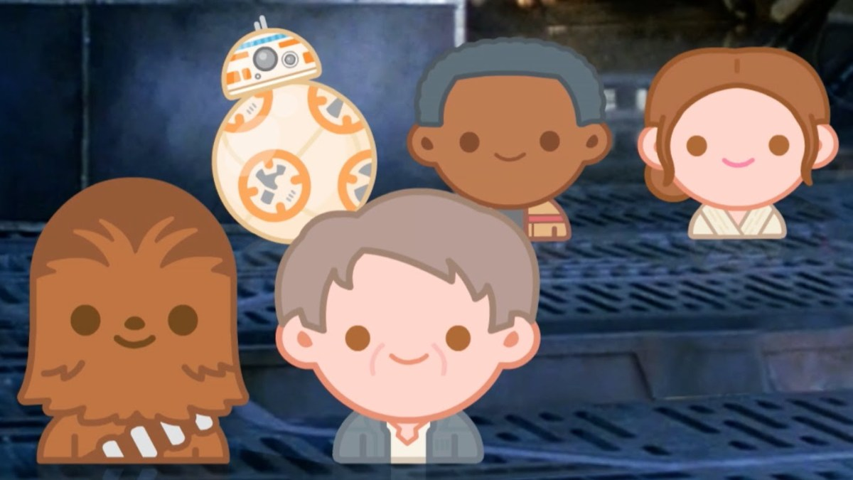 'Star Wars' Emojis Retell the Story of 'Force Awakens'