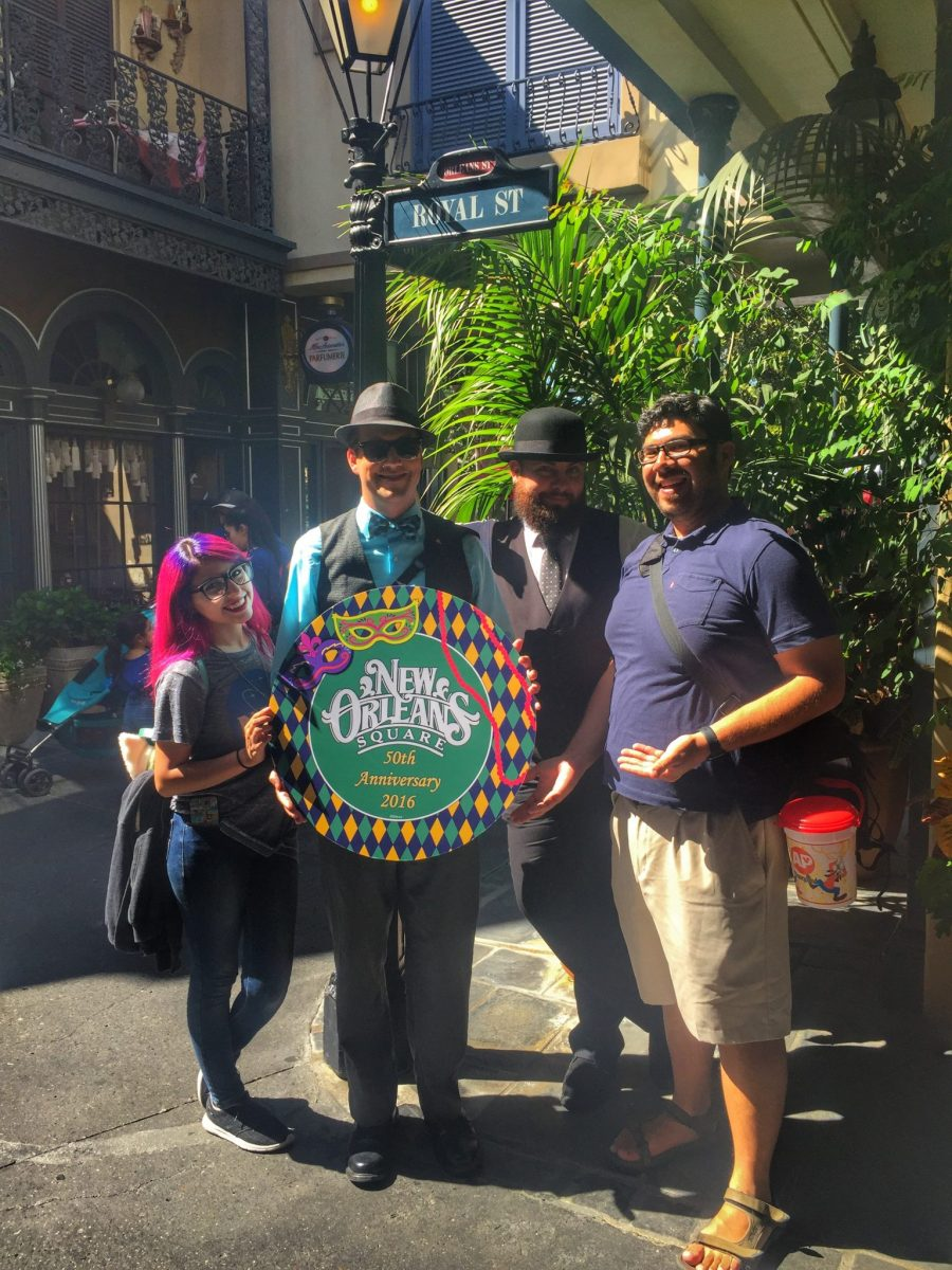 New Orleans Square 50th Anniversary - Sundays With DAPs