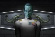 Grand Admiral Thrawn - Star Wars Rebels Season Three