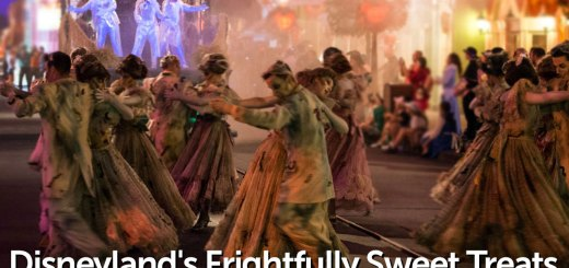 Disneyland's Frightfully Sweet Treats - Geeks Corner - Episode 548
