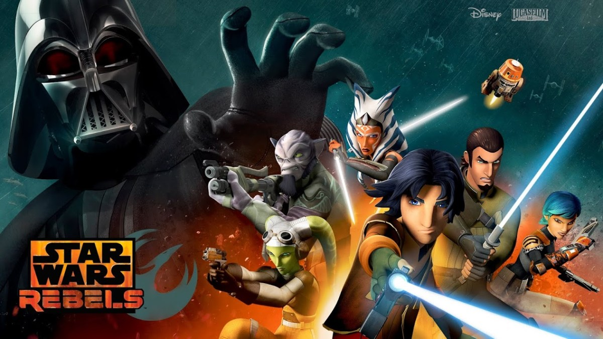 Star Wars Rebels: Complete Season Two – Mr. DAPs Home Theater Review
