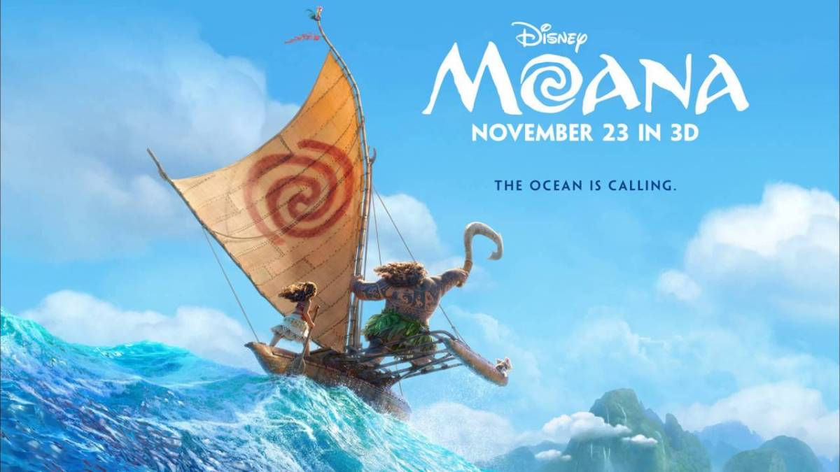 Alessia Cara and Jordan Fisher Featuring Lin-Manuel Miranda Perform End-Credit Songs on the Forthcoming Disney's Moana Animated Film and Soundtrack