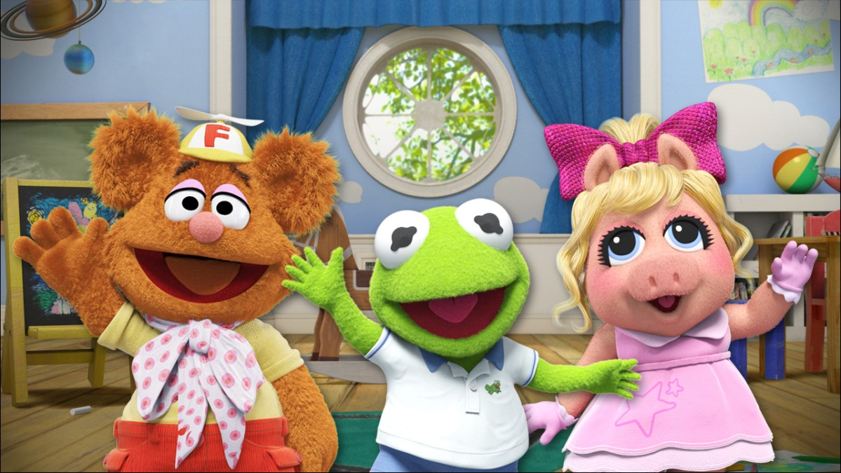 Muppet Babies Reboot Coming to Disney Junior!
