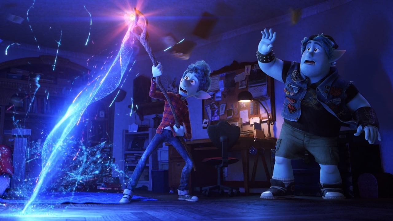 Pixar Gives a Look at the Voice Over Booth for Onward in New Featurette