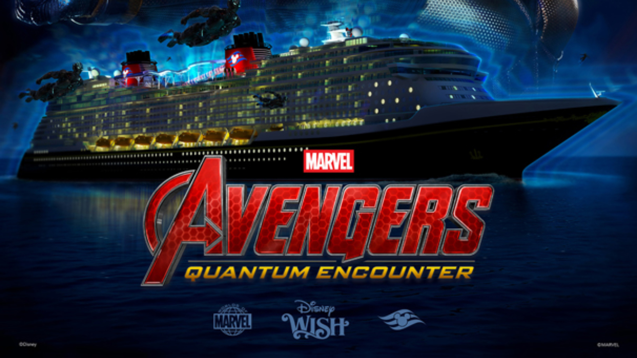 Marvel Cinematic Universe Stars to Assemble Aboard Disney Wish for Dining Adventure