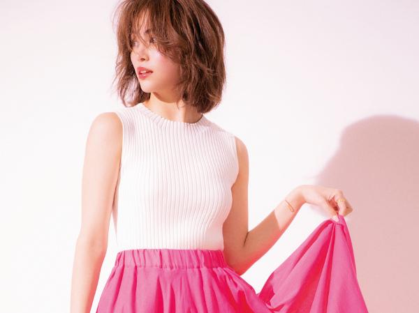 ロングもタイトも上品かわいく♡ピンクスカートコーデ7選