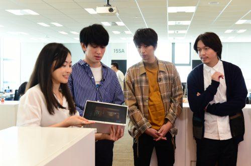 将来はこんな会社で働きたい!横山裕、丸山隆平、大倉忠義が「働き方改革」を実践している企業に潜入!