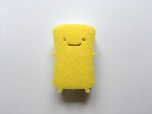 かわいすぎる!ダイソーのお風呂洗いスポンジがリピート買い必須の理由【100均便利アイテム】