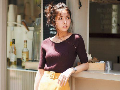 スカートでフェミニンに♡おすすめの秋コーデ23選