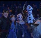 映画「アナと雪の女王」2018年3月公開の最新作、異例の早さでテレビ初放送