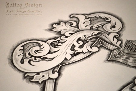 coat of arms tattoo design template download1