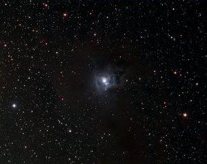 Ngc 7023 Iris Nebula LRGB