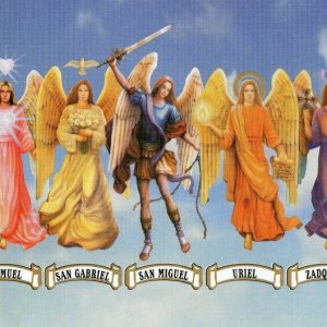 angel-circle-Archangels