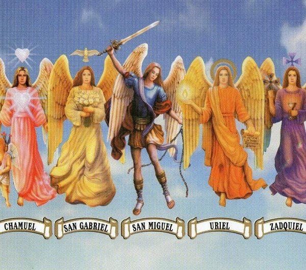 angel-circle-Archangels
