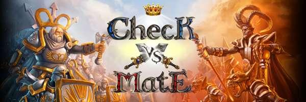 Check vs Mate header