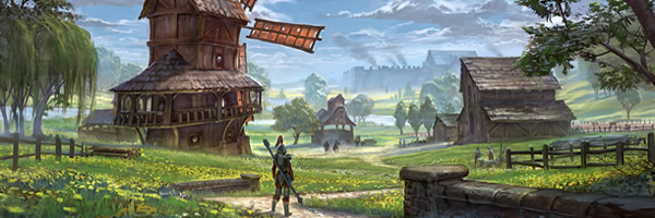 Elder Scrolls MMO