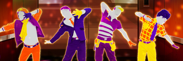 Just Dance 4 header