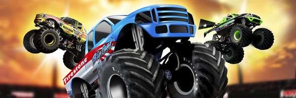 Monster Truck Destruction header