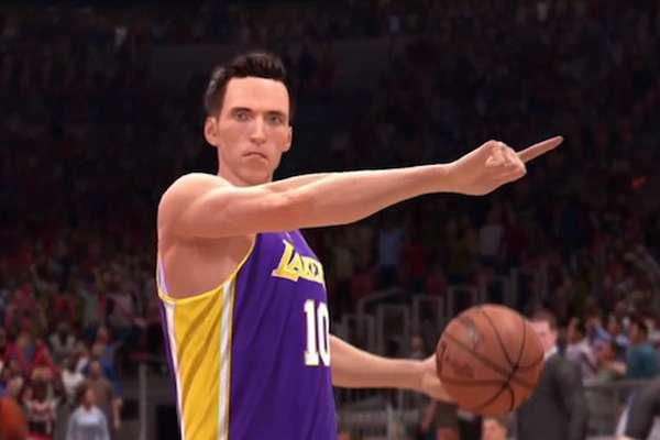 NBA Live 14 - 2