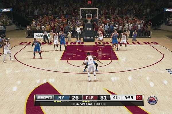 NBA Live 14 - 3